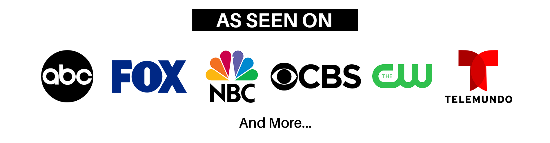 As Seen On Fox NBC CBS ABC CW Service | NewswireNEXT